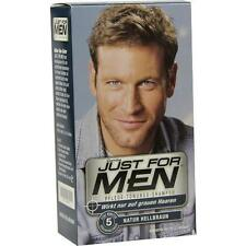 JUST for men Tönungsshampoo hellbraun 60ml PZN 1465379