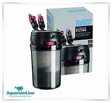 Hydor Prime 20 Filtro Esterno Acquario Filtraggio Compresi Materiali Filtranti