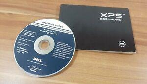 Recovery DVD Microsoft Win 7 Pro 64 bit D0V2K für Notebook Dell XPS L702x