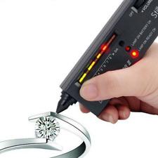 Diamond Tester II V2 Selector Gemstone Jewelry Gems Tool with Case (Black)
