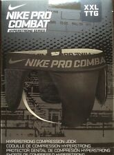 Nike Pro Combat Hyperstrong Compression Padded Jock Strap Football Mens Size XXL