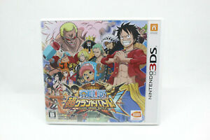 Nintendo 3DS - one piece Super Grand Battle! Namco Versión Japanese