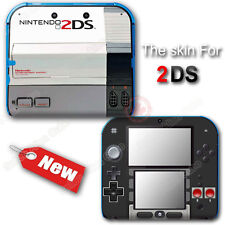 NES Classic Edition Retro System Skin Vinyl Decal Sticker Cover for Nintendo 2DS