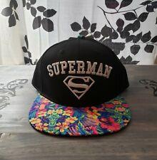 huge discount eb8ea fdfe3 Superman Snapback