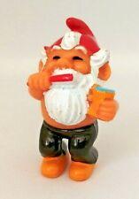 Figurine Ferrero Kinder - Nain de Jardin Gnome avec brosse à dents