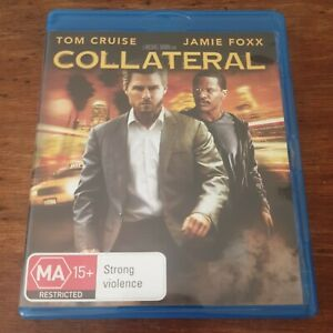 Collateral Blu-Ray LIKE NEW! FREE POST
