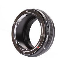 FOTGA Konica AR Lens to SONY NEX-7 A6300 A6500 A7 A7S A7R II III E-Mount Adapter