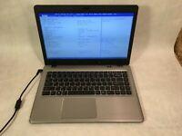 "ByteSpeed X501H 14"" Laptop Intel Core i5-4200U 1.6GHz - BOOTS - READ -RR"