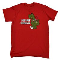 Funny Novelty T-Shirt Mens tee TShirt - Trex Loves Ukulele