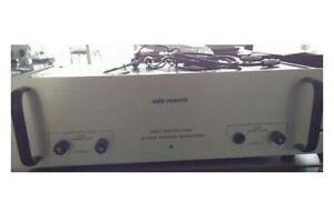 Audio Research D52B power amplifier stereo 50 watts per channel