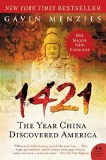 1421: The Year China Discovered America Menzies, Gavin Paperback