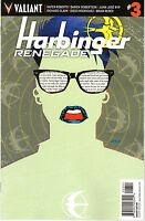 Harbinger Renegade #3 1:20 Variant NM Valiant Comic Edition Direct J&R