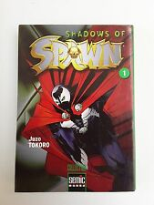 MANGA 2003  - Shadows of SPAWN   - Tome 1 - par Juzo Tokoro   -  FR