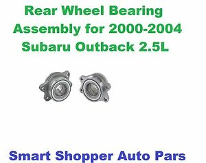 Rear Wheel Bearing Module for 2000-2004 Subaru Outback 2.5L-Pair (Left and Right