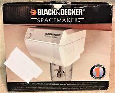 NEW Black & Decker SPACEMAKER Mini Food Processor Grinder Under The Cabinet NIB