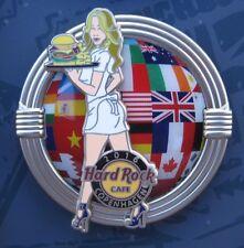 HARD ROCK Cafe / World Burger Tour / Europe / Copenhagen / Pin / P.16*