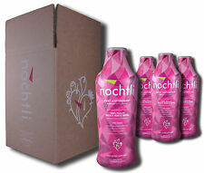 Case of 4 Ruby Vitality Anti Oxidant 33.8 oz by Nochtli Whole Cactus Supplement