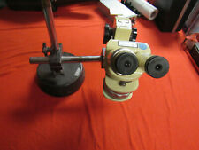WILD HEERBRUGG M4A MICROSCOPE WITH HEAVY BASE STAND