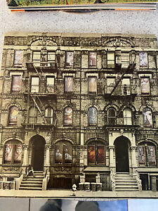 LED ZEPPELIN - PHYSICAL GRAFFITI DOUBLE ALBUM VINYL LP