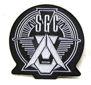STARGATE  Commando SG-1 patch  Uniform Aufnäher zum aufbügeln neu