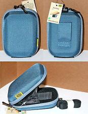 Custodia borsa astuccio rigido Bilora 360 petrolio - Shell Bag Hardcase