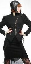 *Lip Service Steam Machine Steampunk Sci Fi Victorian Jacket Goth P XS