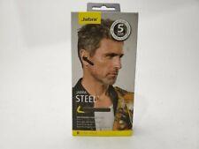 Jabra Steel Ruggedized Bluetooth Headset (Us Version) - Black