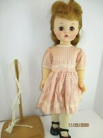 "Vintage Madame Alexander Doll MARYBEL Kelly FACE? 15""  Twist Waist 1958 MME"