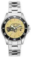 Kiesenberg Uhr 6204 Geschenk Artikel für BMW 2002 Oldtimer Fans und Fahrer