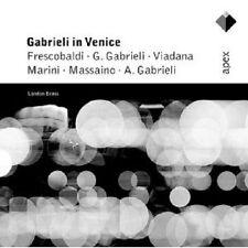 Pickett/London Brass-Gabrieli a Venice CD CLASSICA NUOVO
