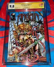 Angela Special Edition #1 CGC 9.8 Signed 🔥🔥 Greg Capullo Cover  Todd McFarlane