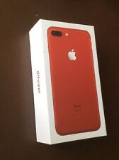 Apple iPhone 7 Plus - RED - FREE OVERNIGHT SHIPPING - 128GB