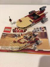 LEGO 8092 - Star Wars Luke's Landspeeder - Near Complete - No Minifigures