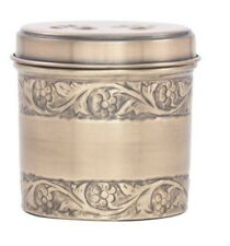 Iron Brass  Pet Cremation Urn Cylinder Pet Ashes