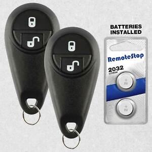 Car Key Fob Keyless Entry Remote fits 2005-2008 Subaru Forester Impreza NHVWB1U711