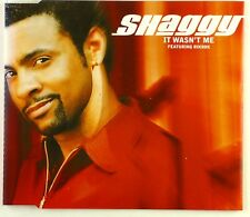 CD Maxi-Shaggy-it wasn 't me-a4247