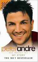Peter Andre, Peter Andre - All About Us - My Story, Very Good Book