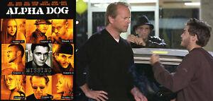 Alpha Dog - Bruce Willis Screen Worn Sweater with COA