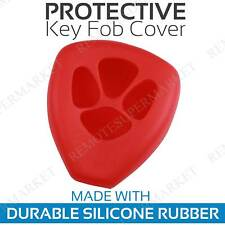 Remote Key Fob Cover Case Shell for 2009 2010 2011 2012 2013 Toyota Matrix Red