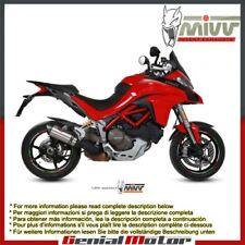 Terminale Scarico MIVV Suono D.034 inox Ducati Multistrada 1200 2015 > 2018