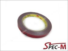 3M Automotive Attachment Double Side Acrylic Foam Adhesive Tape - Five Rolls