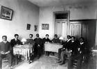 c1902-Black History-EXTEMPO CLUB-Nine Young Black Men at Fisk University-PHOTO