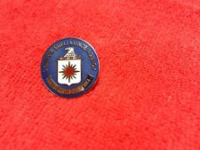 Us Central Intelligence Agency Hat/Lapel Pin