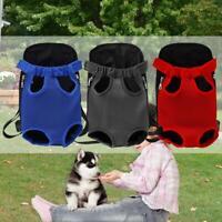 Pet Dog Cat Carrier Backpack Outdoor Travel Mesh Breathable Shoulder Bags