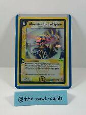Duel Masters Card - Alcadeias, Lord of Spirits - DM-04, English, NM