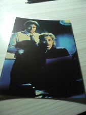 THE X FILES POSTCARD DUCHOVNY ANDERSON UNUSED NEW!! Very rare! OOP