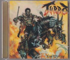 TURBO LAST WARRIOR 1999 CD TOP RARE OOP SOLD OUT KAT TSA LOMBARD NON IRON CETI
