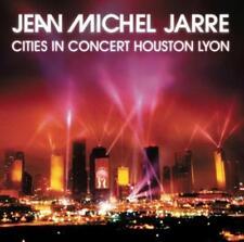 Jean-Michel Jarre-Houston/Lione 1986-CD NUOVO