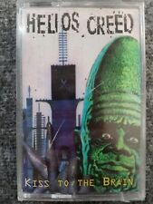 Helios Creed Kiss to the Brain Cassette -STILL SEALED-