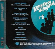 CD album: Compilation: Rhythm & Soul N° 5 . Poligram. P